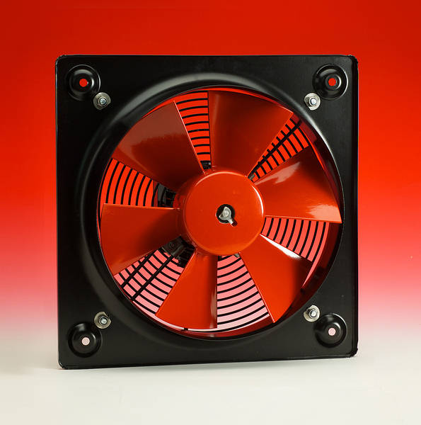 500mm Compact Plate Axial Fans - IP65