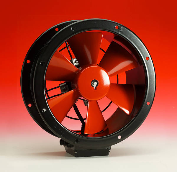 Soler Amp Palau Axial Cased Fans