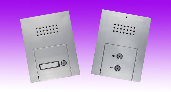 1 Station Audio Door Entry Phone And Intercom 2 Wire Hands Free