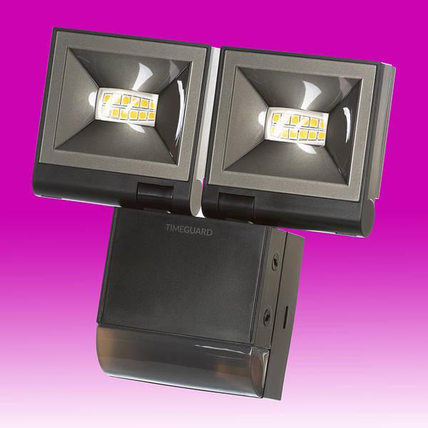 Security pir bulkhead lights timeguard evo led floodlights cw pir aloadofball Choice Image