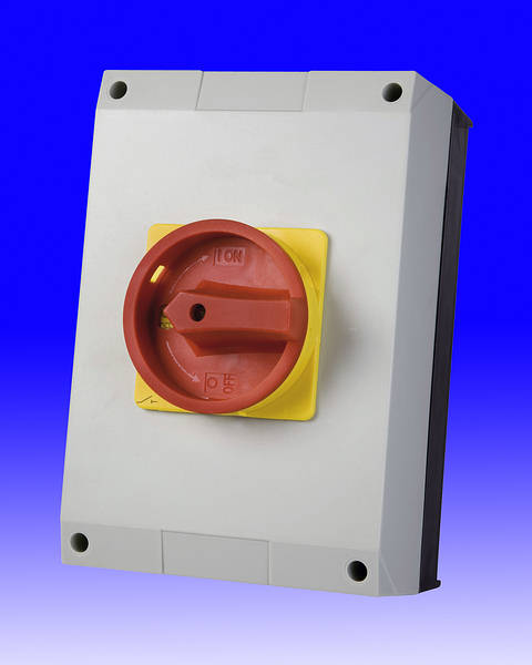 Insulated Switch Cover : Amp tp n rotary isolator insulated weatherproof ip