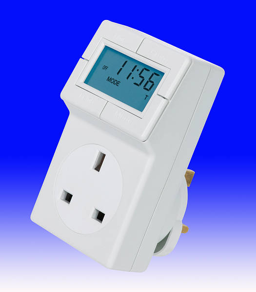 24 hour plug in timer instructions