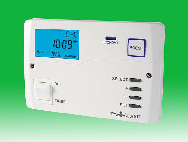 Economy 7 Hortsmann Immersion Time Clock Timeclock Timers
