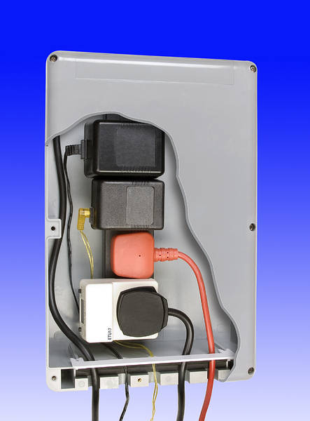 weathersafe 4 way outdoor power box