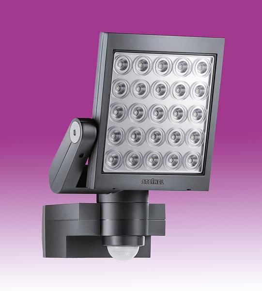 xled 25 evo 3 sensor floodlight black