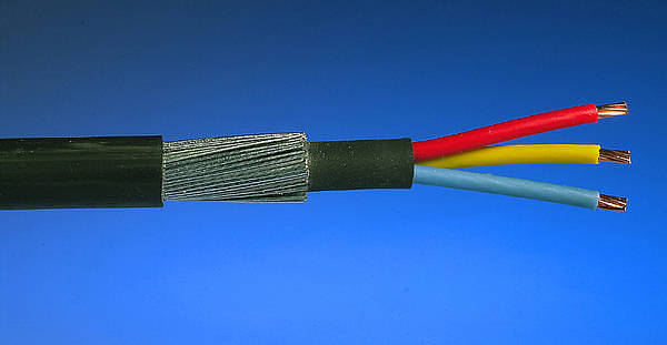 6 0mm 178 6943x 3 Core Swa Steel Armoured Cable