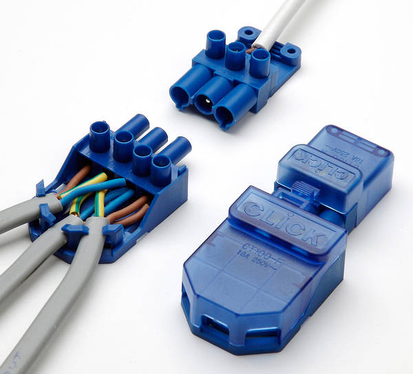 Cable Lead Connectors Weatherproof