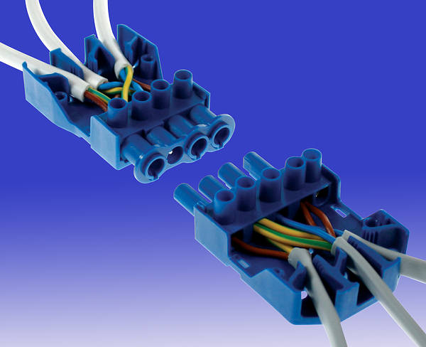 Cable Lead Connectors Weatherproof