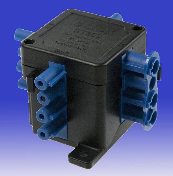 4 Way Wiring Junction Box