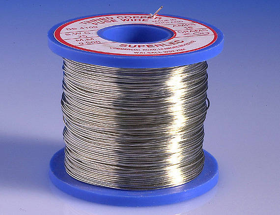 Reel 5 Amp Tinned Copper Fuse Wire 35 Swg