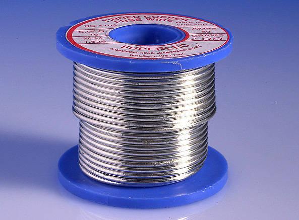 reel 100 amp tinned copper fuse wire 14 swg. Black Bedroom Furniture Sets. Home Design Ideas