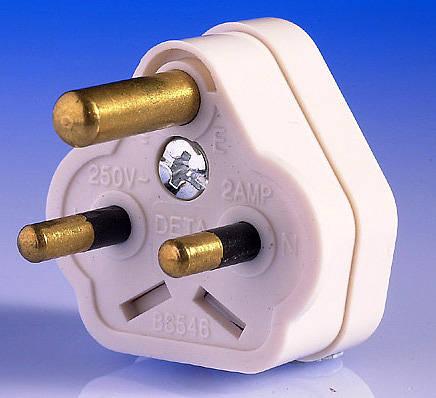 Round Pin Plugs 2 5 15 Amp Plug Tops