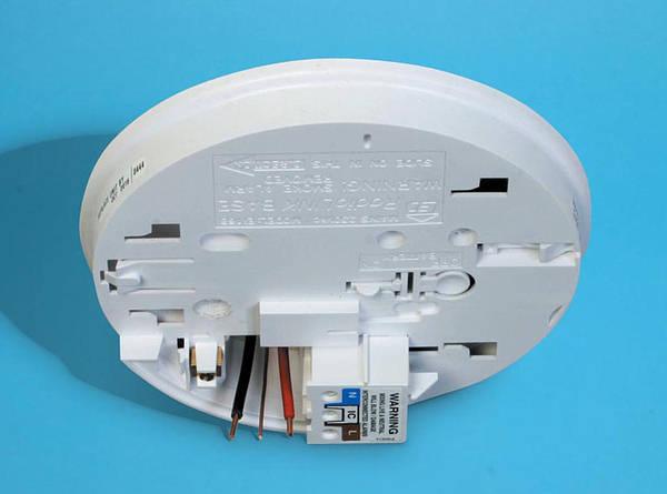 radio link base for series 140 160 smoke alarms. Black Bedroom Furniture Sets. Home Design Ideas