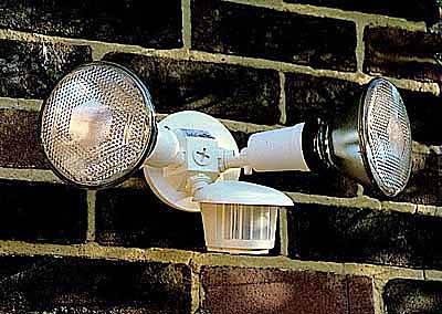 Twin Spots with PIR Detector