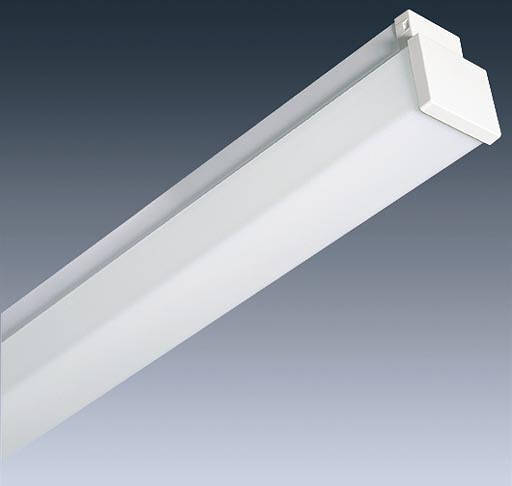 5ft 58w Fluorescent Fitting L P F With Prismatic Diffuser