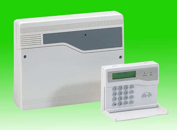 Accenta Mini G4 Alarm Panel Lcd Keypad 8sp399a
