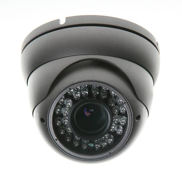 1 3 Sony 540TVL IP65 30M IR V R Eyeball Dome Camera C W 28