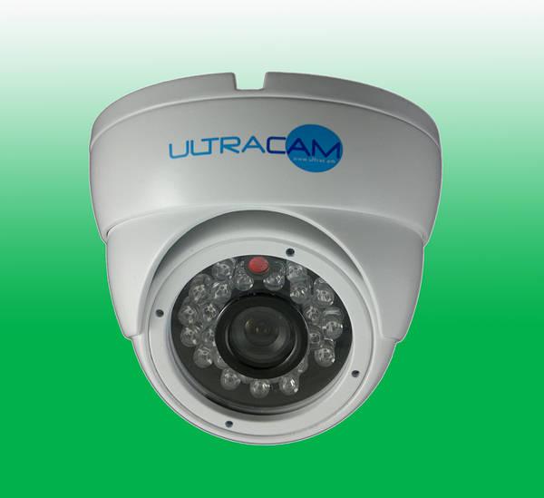 1 3 Quot Sony 700tvl Ip65 20m Ir V R Eyeball Dome Camera C W 3