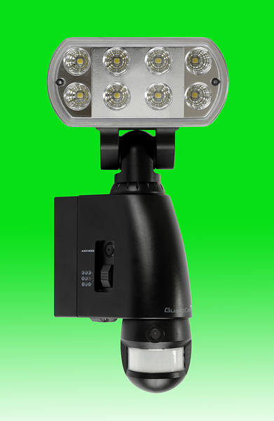 Guardcam Security Led Floodlight Amp Camera