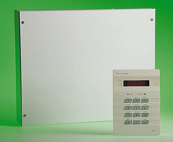 Karizma Id Alarm Panel With Keypad