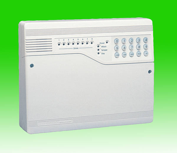 Optima Compact G4 Alarm Panel 8ep396a