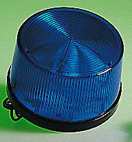 Xenon Strobe Light - Blue