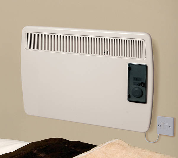 Unidare Panel Heater 1500w - Willow White