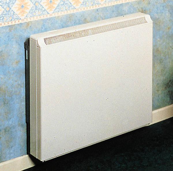 3 4 Kw Slimline Storage Heater Willow White