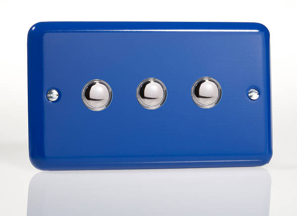 V Pro Dimmer >> V-Pro IR Remote Control / Touch Dimmers - Royal Blue