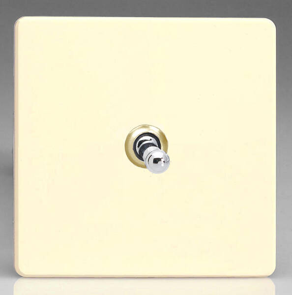 1 Gang 10a 2 Way Toggle Switch