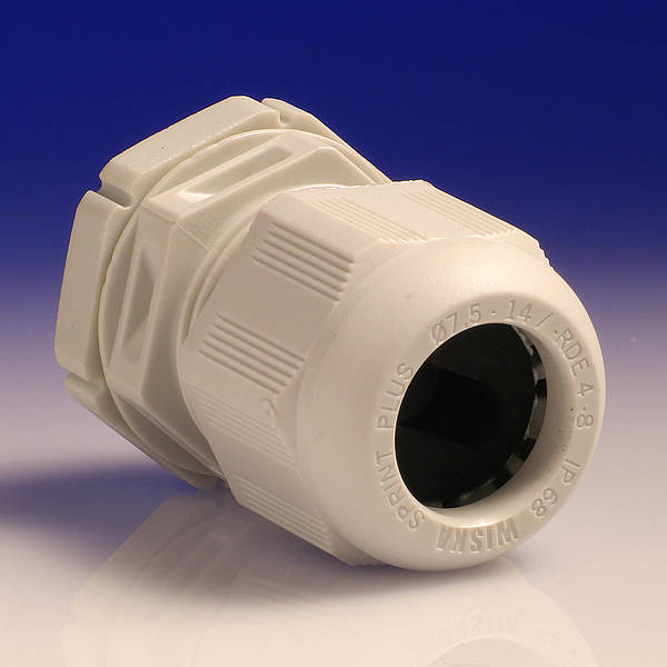 20mm Entry Gland For 1 Amp 1 5mm Flat T Amp E Ip68