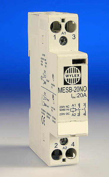 20 Amp 2 Pole Contactor