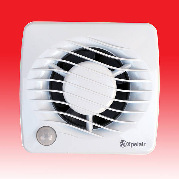 Xpelair Dx100pir Extractor Fan With Pir