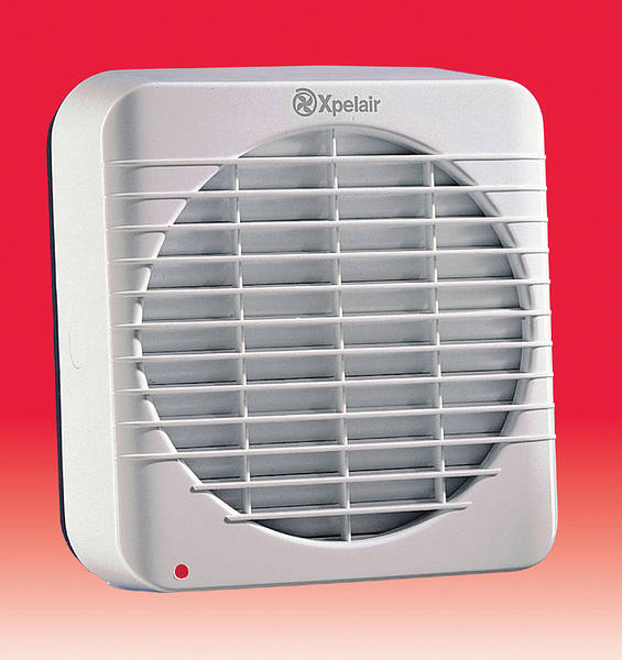 Xpelair Gx12 Window Wall Extractor Fan